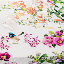 Arocolor Oriental Blossom 100% Cotton Tablecloth