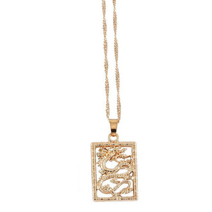 "Open image in slideshow, ""Charm$"" Necklace"