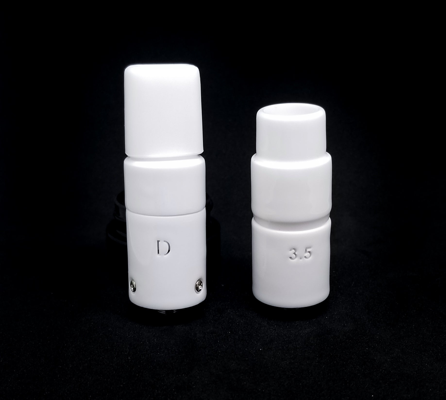 DC Gen 2 Dry Herb Vape in White