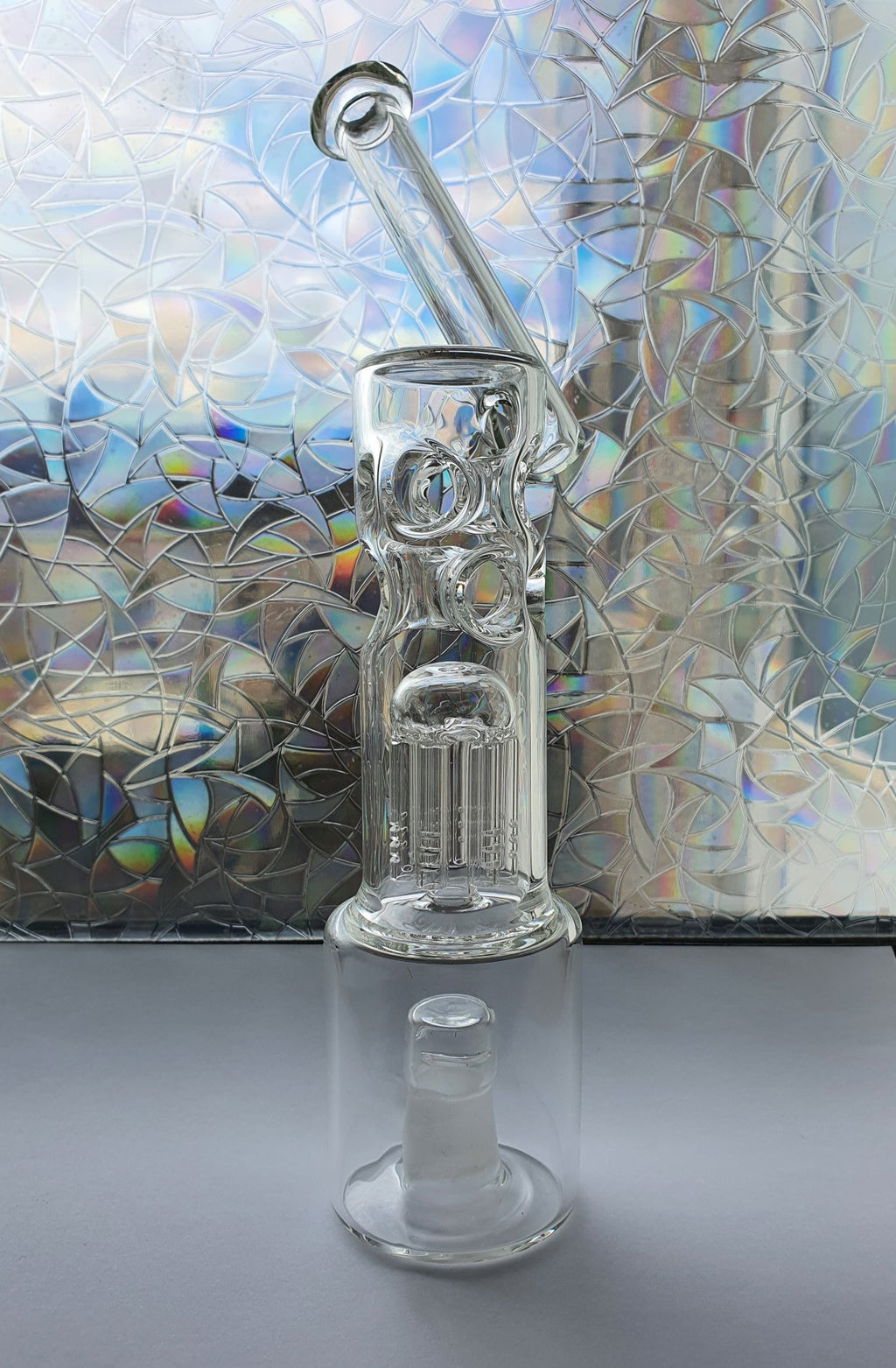 Swiss Tree Style 18mm Hydrotube Bubbler