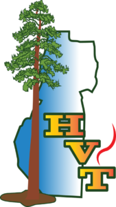 HVT Humboldt Vape Tech Logo - authorized distributor Recommended Vape supplies