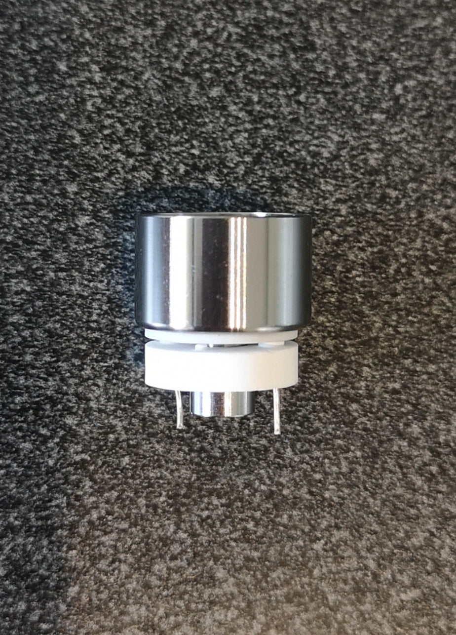 New Titanium Crucible for V4 with fixing nut