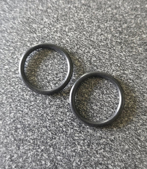 Original Black Silicone o-rings for V4 Crucible atomizer