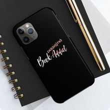 Load image into Gallery viewer, Book Connoisseur Black Case Mate Tough Phone Cases