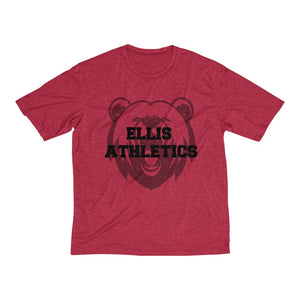 ELLIS ATHLETICS Men's Heather Dri-Fit Tee