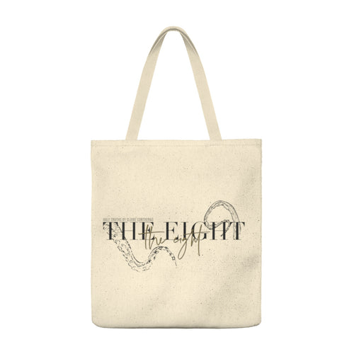 The Eight Shoulder Tote Bag - Roomy