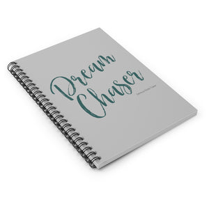 DREAM CHASER Spiral Notebook - Ruled Line