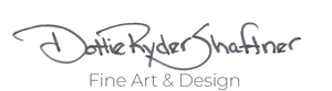 Dottie Ryder Shaftner - Fine Art and Design