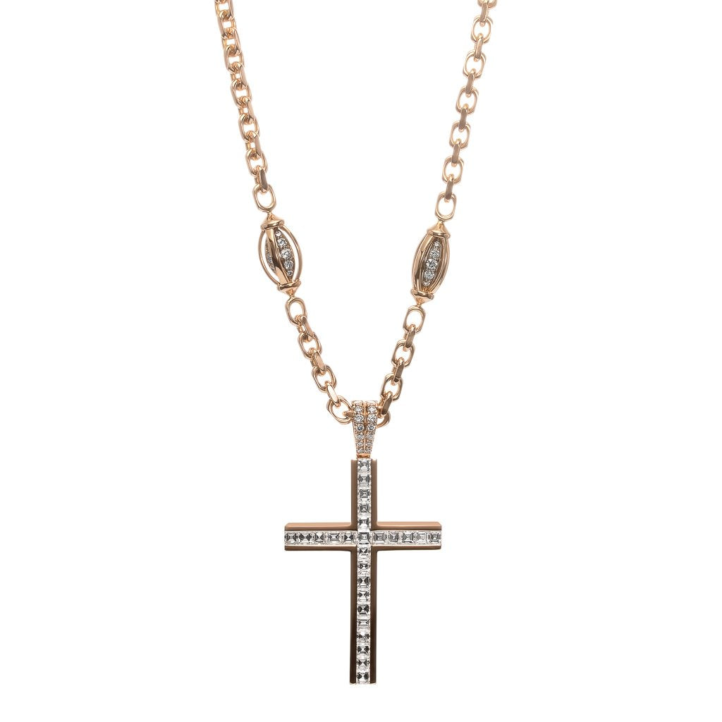 CROSS ON SIXTEEN 1-8 CHAIN