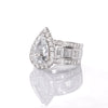 Pre-Owned Bobby White Diamond Ring