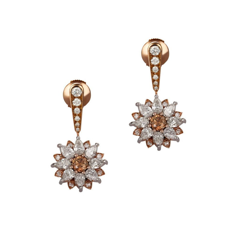 DAISY TWIST EARRINGS