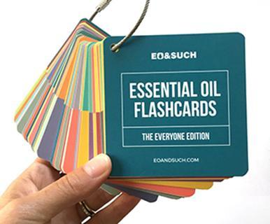 Single Oils Flashcards (Everyone Edition)
