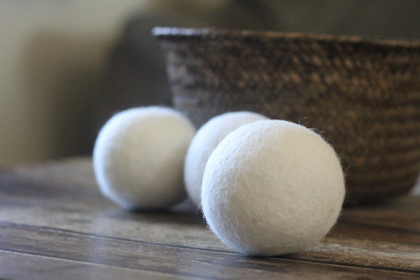 Dryer Balls by Smart Sheep (New Zealand Wool) - roller bottles - 7