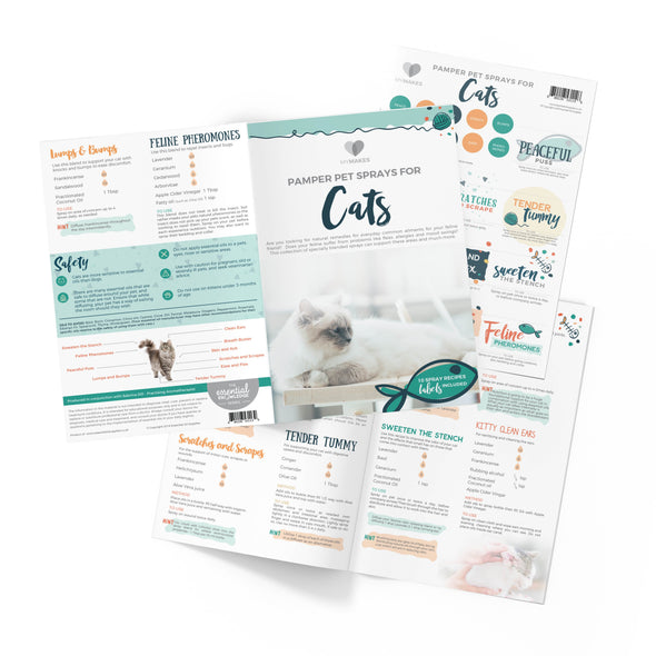 Pet Sprays for Cats: MyMake