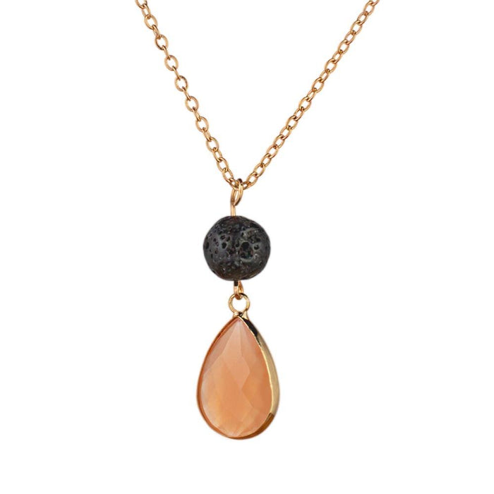 The Gemini Aroma Necklace