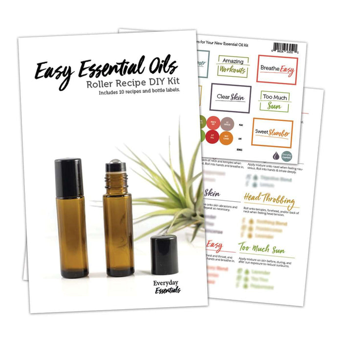 Make & Take: Easy Essential Oils for Roller Bottles - Your Oil Tools