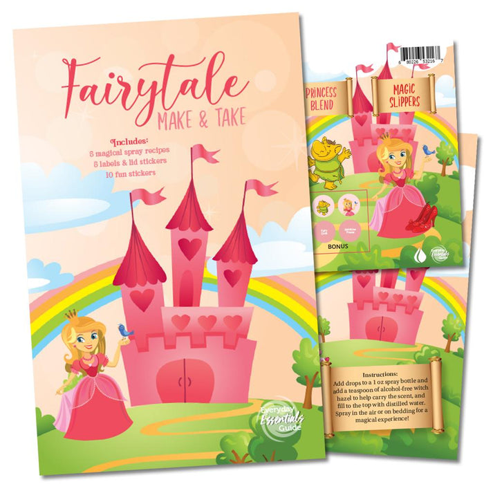 Make & Take: Fairy Tale