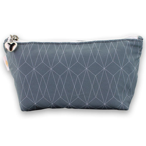 SB 10 Oil Grey Geometric Carrying Case