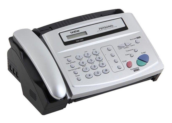 Brother Fax 236S Fax Machine
