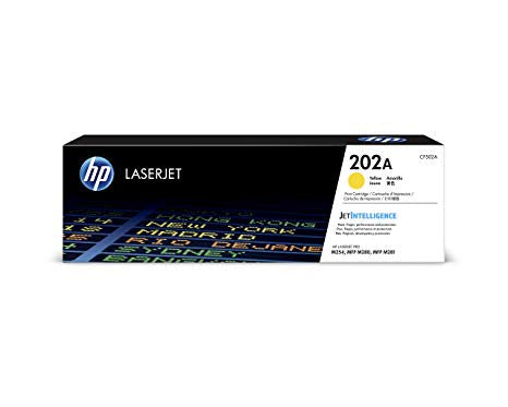HP CF502A Toner Yellow