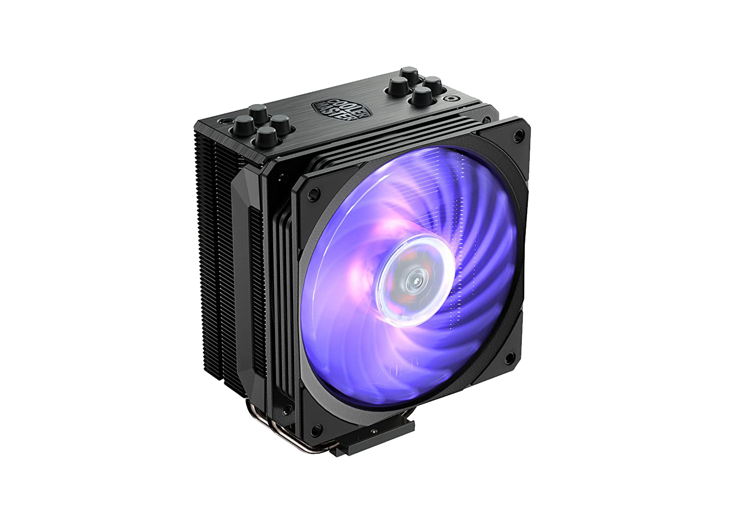 Coolermaster MB520 TG+3x SF120R RGB CPU Fan