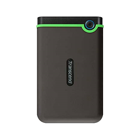 Transcend M3 Shockproof 2TB HDD Green