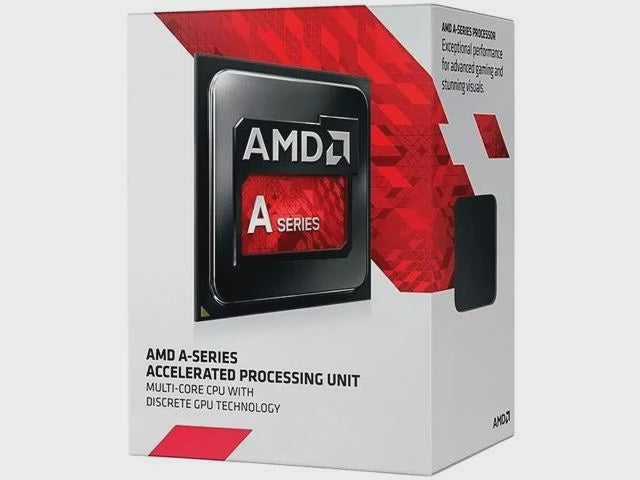 AMD A6-7480 Dual-Core 3.8 GHz Socket FM2