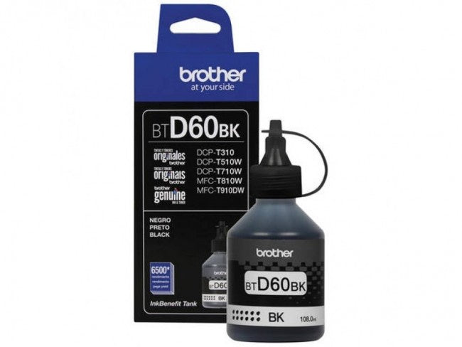 Brother BTD60BK Black