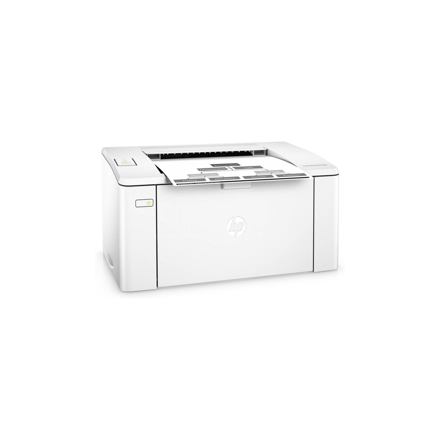 HP M102A Monochrome Printer