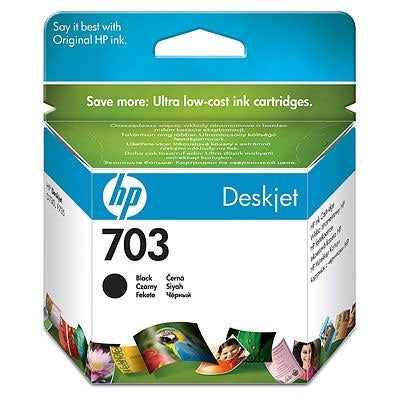 HP #703 Black Ink