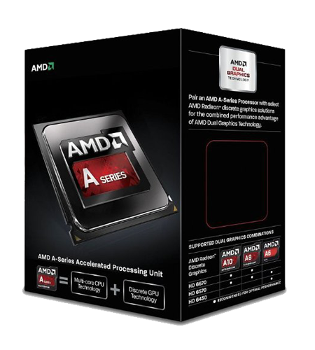 AMD A6-6400K Richland Dual Core 3.9GHz Processor