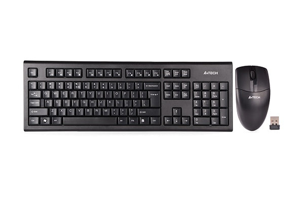 A4tech 3100N Wireless KB and Mouse
