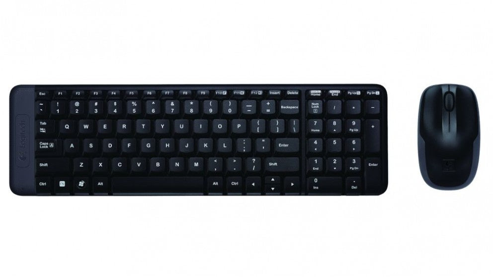 Logitech MK220 Wireless Kb/Mouse Combo