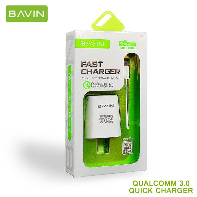 Bavin C-PC633-5G Fast Charger