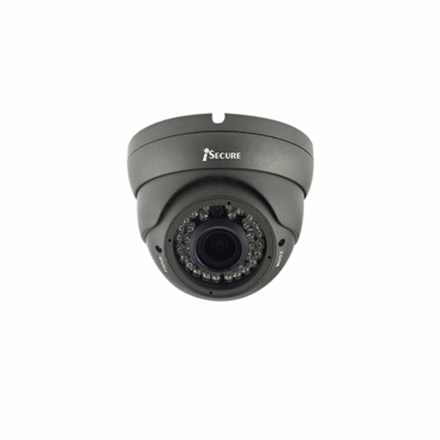 iSecure ID80D3 Dome Camera