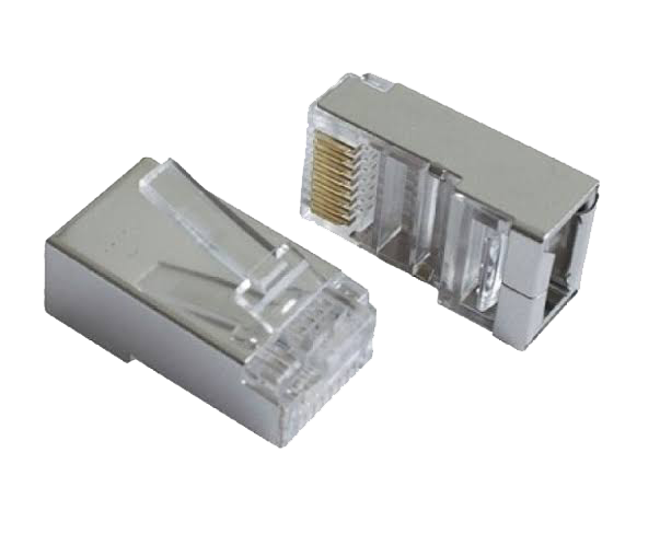 RJ45 for Cat6 (Metal)