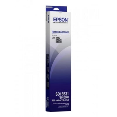 Epson Ribbon Cartridge (S015086/S015531)