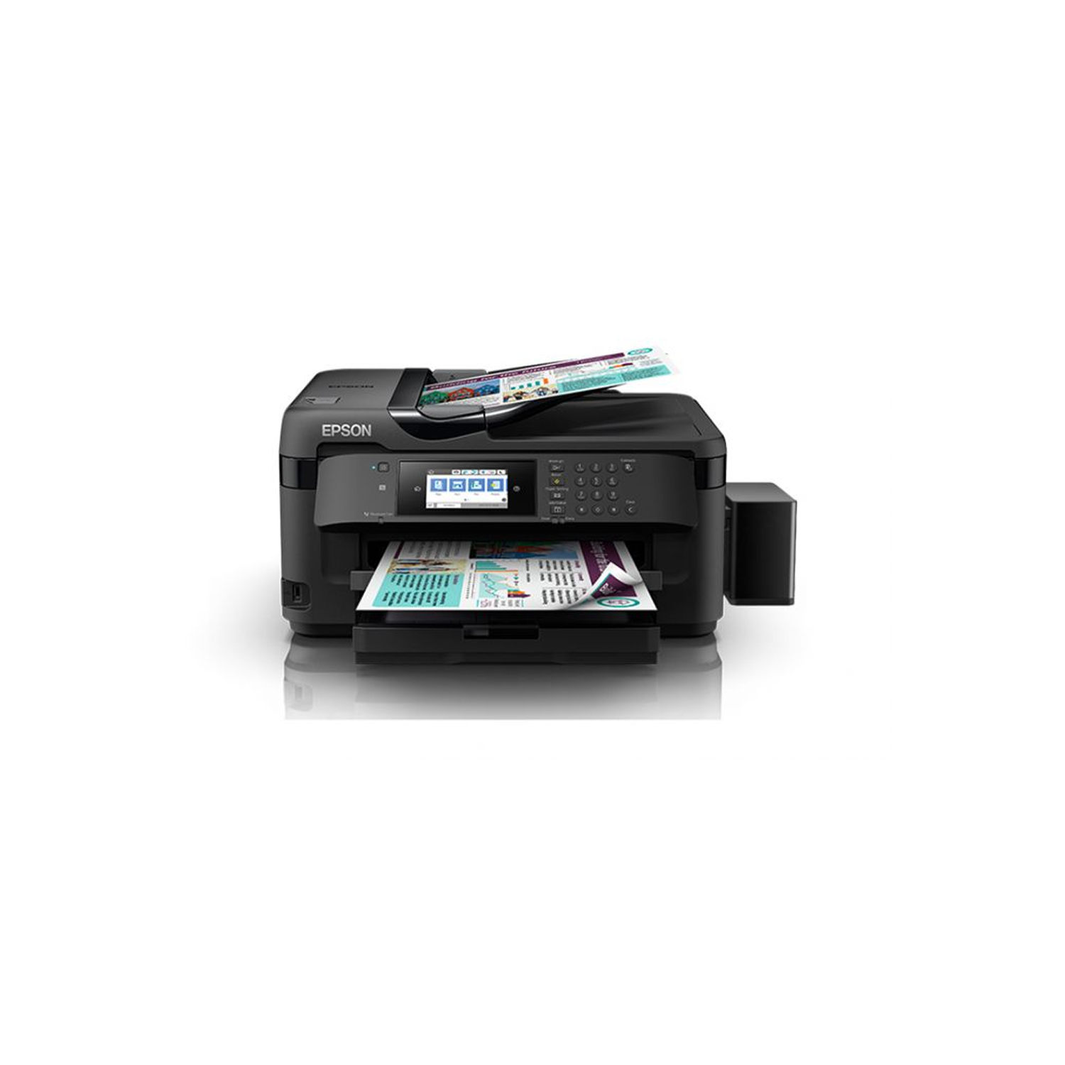Epson WorkForce WF-7611 A3 Wi-Fi Duplex Printer