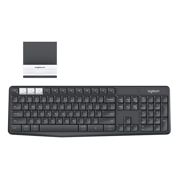 Logitech K375S Multi-Device Bluetooth Keyboard
