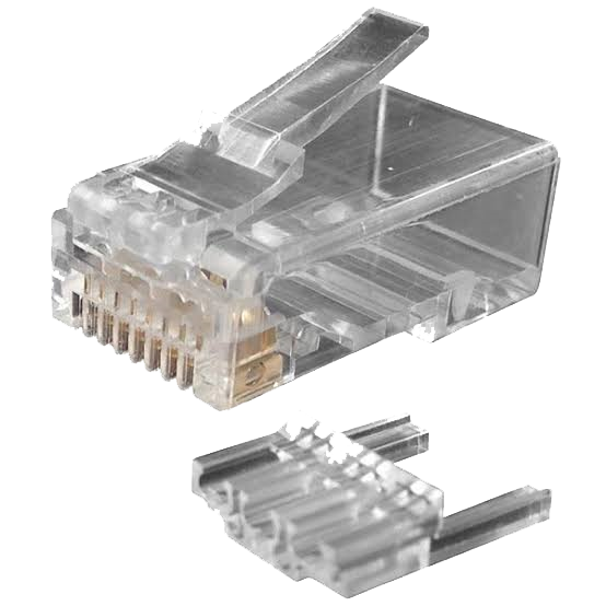 AMP RJ45 Connector for CAT6