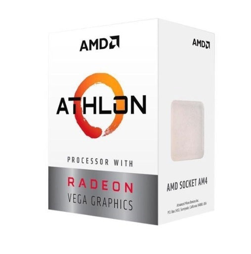 AMD ATHLON 220GE (w/FAN CPU) Processor