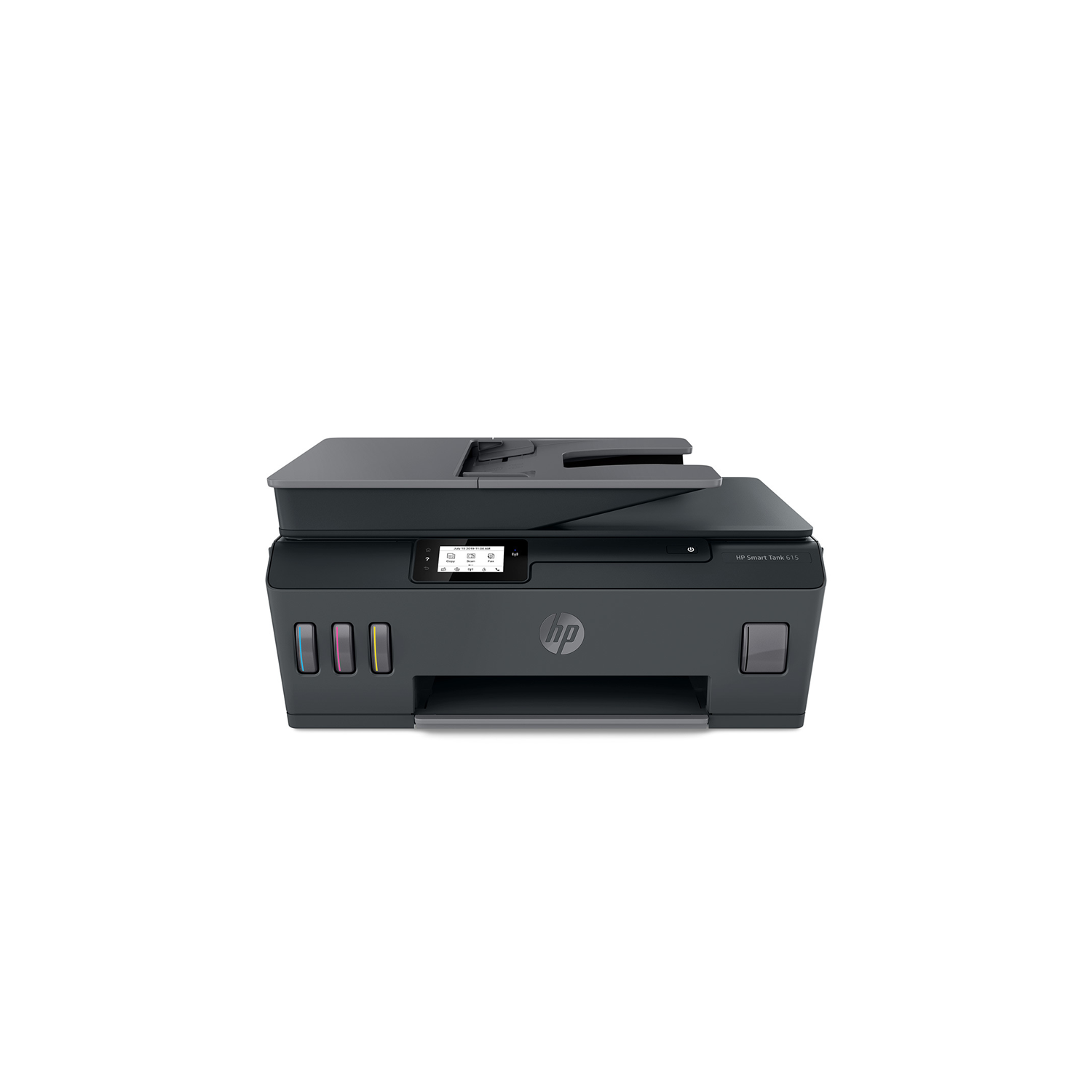 HP Ink Tank 515 AiO WL CISS Printer (Dark+Light Basalt) (Printer)