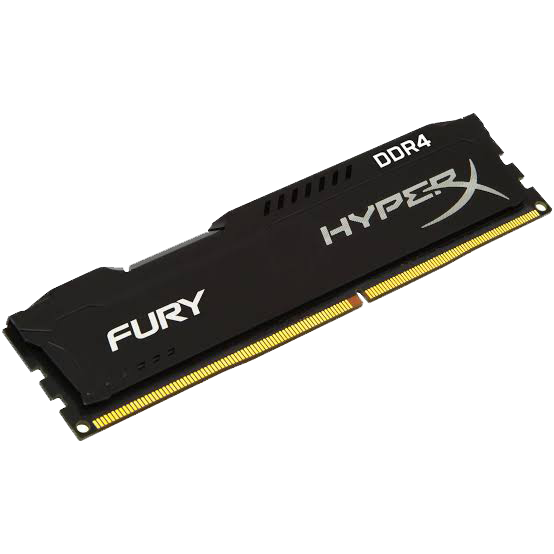 Kingston 8GB HyperFury DDR4 Memory
