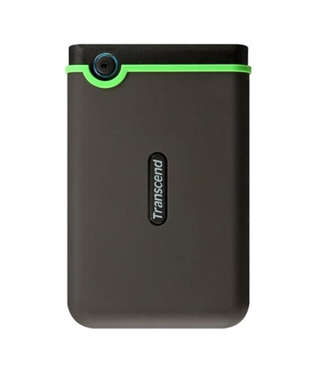 Transcend 2TB M3s POrtable HDD Green