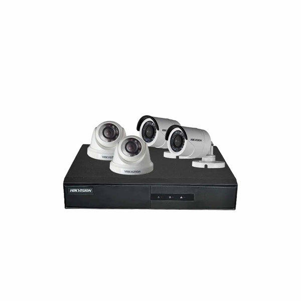 Hikvision TVI-4CH2D2B-2MP Kit (CCTV)