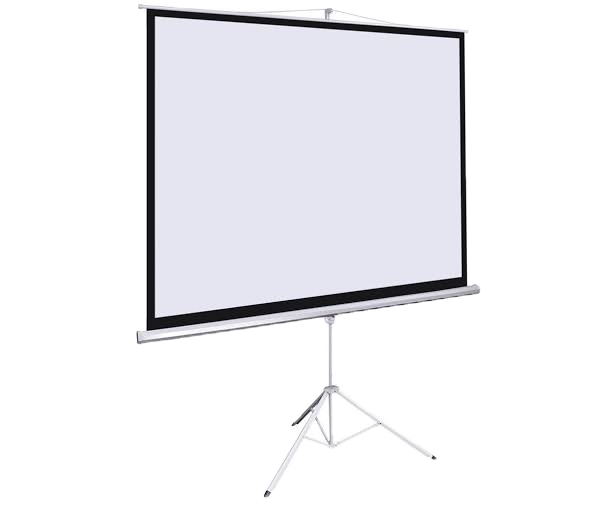 Epson 70x70 Tripod Screen
