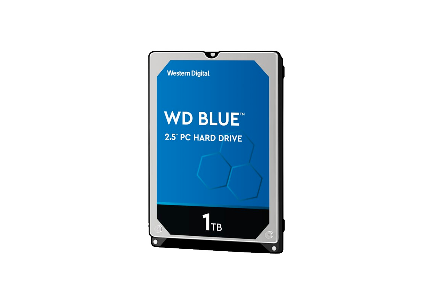 WD 2.5 1TB Int Blue
