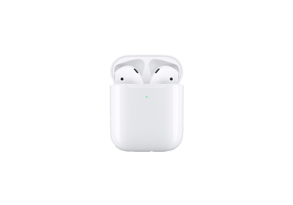 Apple AirPods with Wireless Charging Case Gen2