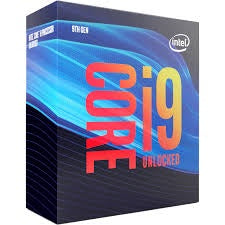 Intel Core i9-9900K 3.6GHz Processor