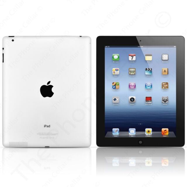 Apple iPad A1458 32GB Wifi Only Silver